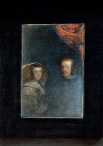 Las Meninas (detail)