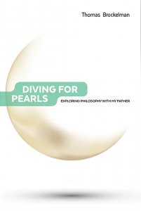 Book cover of Diving for Pearls by Tom Brockelman